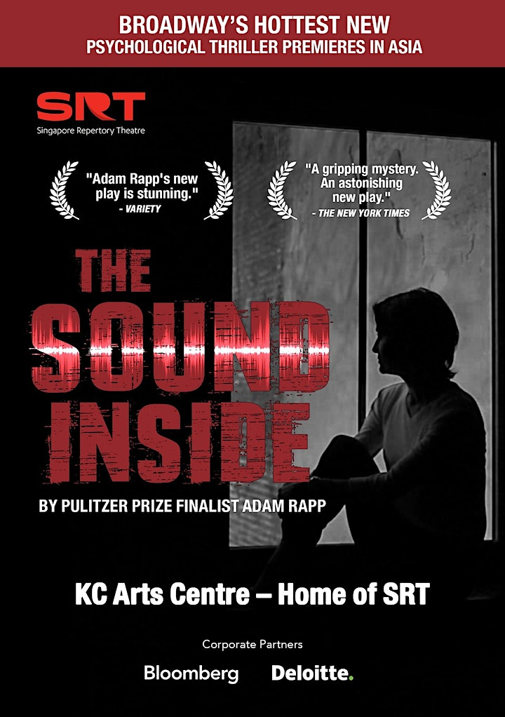 The Sound Inside: Performance & Exclusive Post-Show 'Meet the Director' image