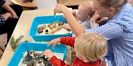 FREE Messy Play Session HALLETT  COVE tickets
