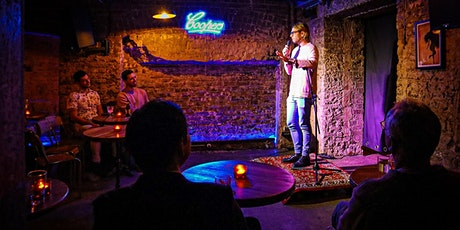 Cocktails & Comedy - 03 MAR 21 tickets