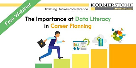 Free Webinar: The Importance of Data Literacy in Career Planning tickets