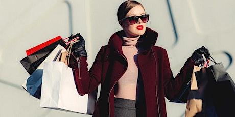 Shop the Runway Fashion tickets