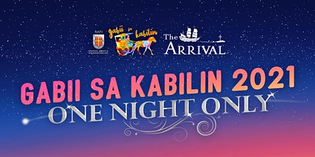 Gabii sa Kabilin 2021 One Night Only ingressos