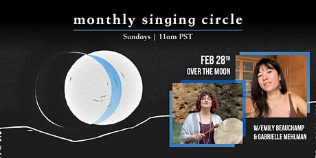 Monthly Singing Circle tickets