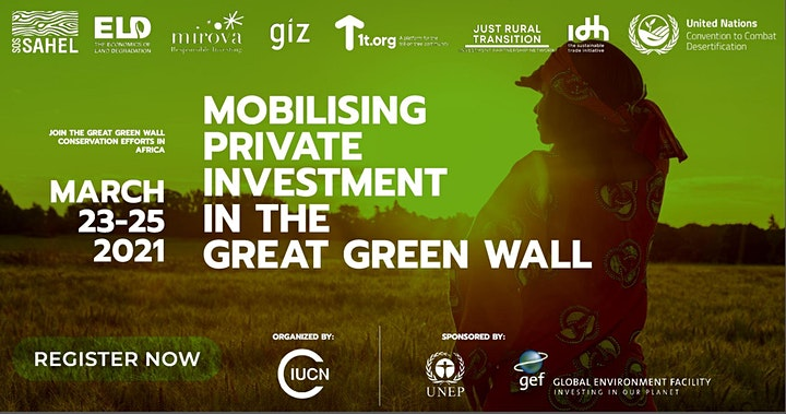 Mobilising Private Investment in the Great Green Wall image