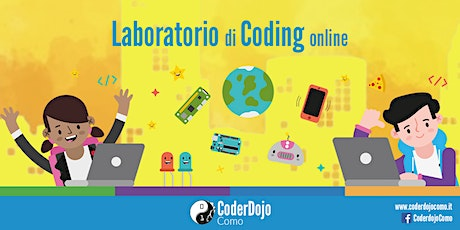Coding Lab online in Como Tickets