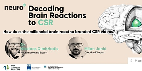 Decoding brain reactions to Corporate Social Responsibility tickets