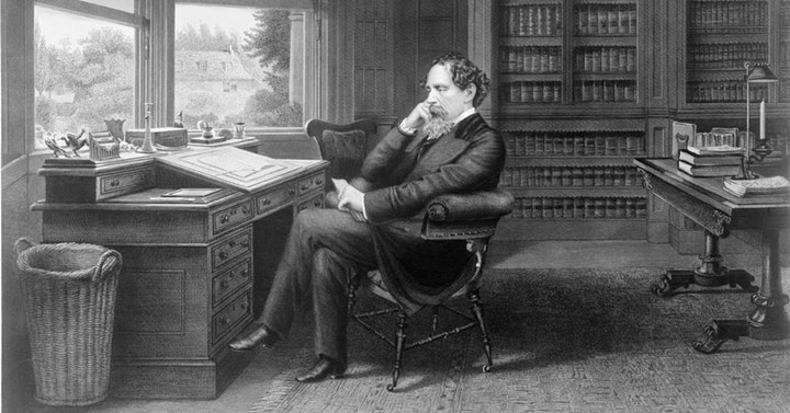 Charles Dickens in London Virtual Tour - PAY & PLAY image