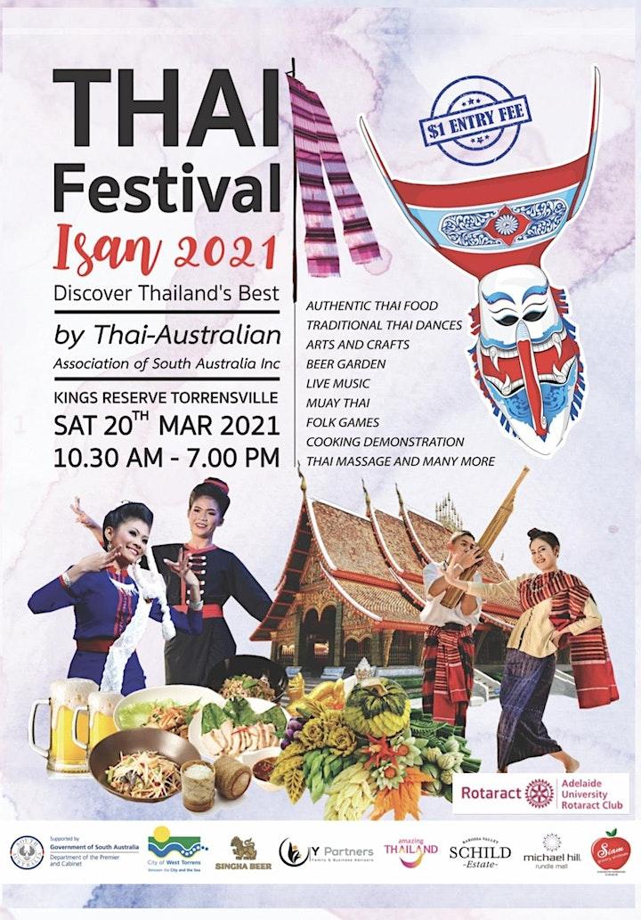 Thai Festival 2021 image