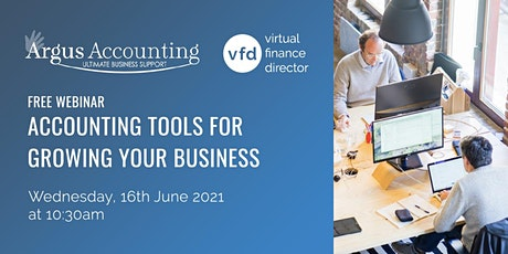 Accounting tools for growing your business tickets
