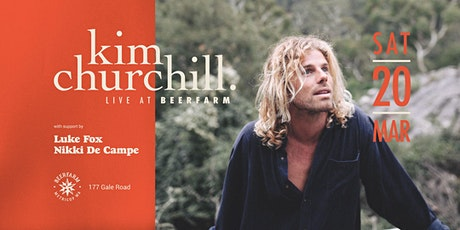 Kim Churchill live at Beerfarm tickets