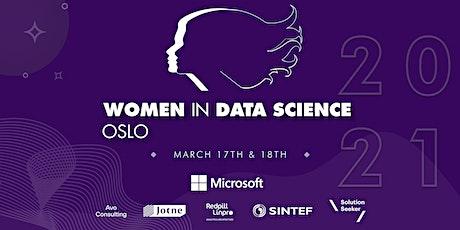 Women in Data Science - Oslo (Digital Conference) tickets