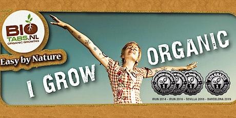 Charla sobre el SUELO IDEAL para cultivo orgánico entradas