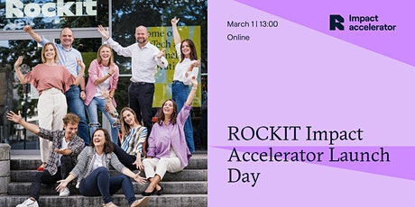 ROCKIT Impact Accelerator Launch Day tickets