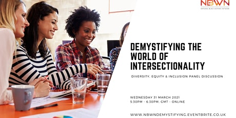 Demystifying the World of Intersectionality, Micro-aggressions and Fear tickets