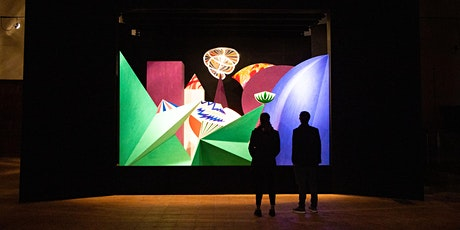 """Visita d'artista: """"Lo spazio della luce"""" biglietti"""