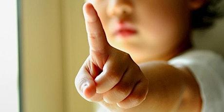 Atelier bébé signe tickets