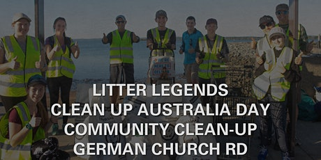 Clean Up Australia Day Community Clean-Up - German Church Rd tickets