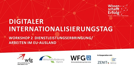 Digitaler Internationalisierungstag - Arbeiten im EU-Ausland Tickets