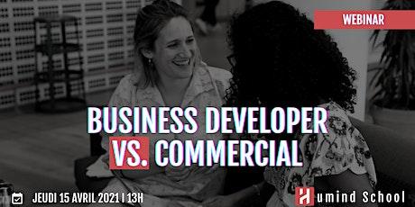 Business Developer vs. Commercial billets