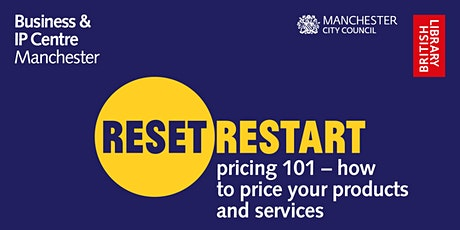 Reset.Restart: Pricing 101 - How to Price your Products and Services tickets