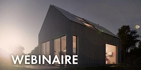 Webinaire SMA Energy System Home : solutions résidentielles -PARTIE 2 billets