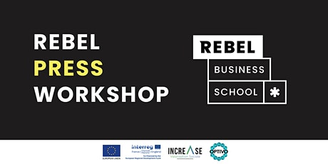 How to Get Press For Your Business | Rebel Business School tickets