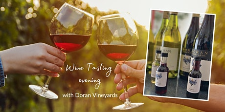 Wine Tasting evening with Doran Vineyards tickets