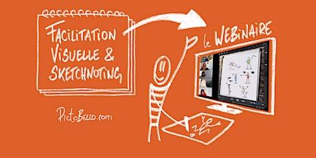 Webinaire Facilitation Visuelle et Sketchnoting (30/03/2021) billets