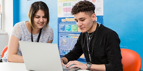 John Ruskin College / Business Levels 2 & 3 / Virtual Open Event March 1:1s tickets
