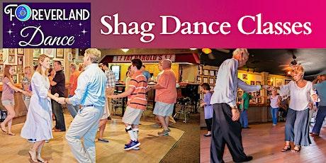 Shag Dance Class  -  Foreverland Dance tickets