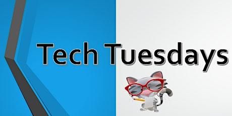 Tech & Talk Tuesday - Weekly between 15:00  - 17:00 tickets