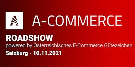 Roadshow Salzburg powered by Österreichisches E-Commerce Gütezeichen Tickets