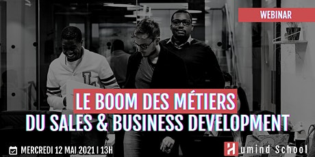 Le boom des métiers du Sales & Business Development billets