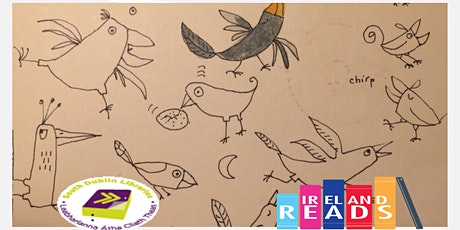 Ireland Reads Day: Draw along workshop with Illustrator Margaret Ann Suggs tickets