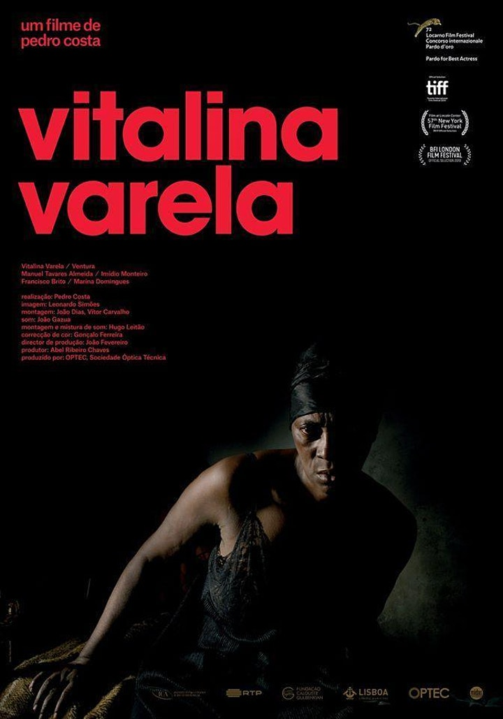 Imagen de ESTRENO. VITALINA VARELA, Pedro Costa, 2019