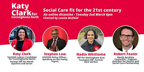 Social Care fit for the 21st Century tickets
