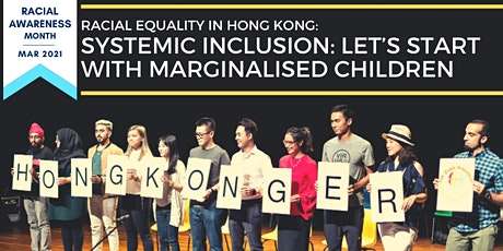 Systemic Inclusion: Let's start with Marginalised Children tickets