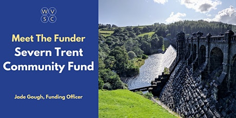 Meet the Funder: Severn Trent Community Fund tickets