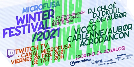 Winter Festival 2021 tickets