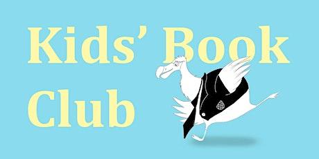 Kids' Book Club tickets