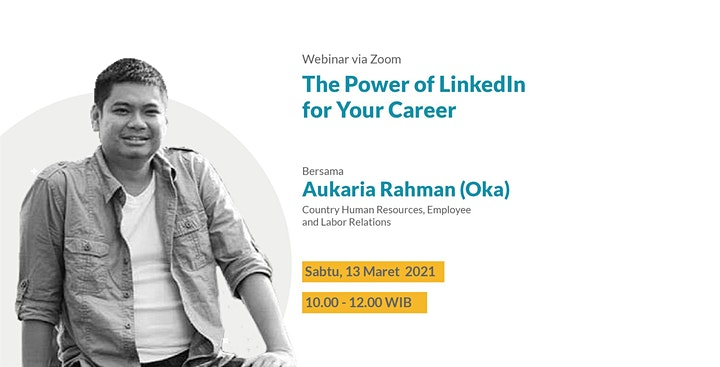 The Power of Linkedin for Your Career image