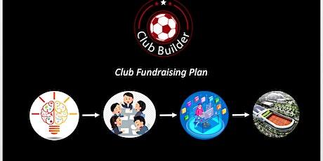 Club Builder 2035  | Club fundraising plan tickets