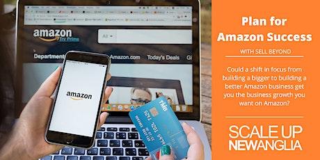 Plan for Amazon Success - SUNA Masterclass tickets