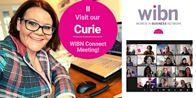 Women in Business Online Networking – Connect Curie Group