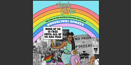 Queering Spaces Zine launch tickets