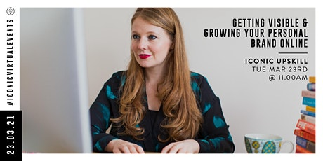 Getting Visible & Growing Your Personal Brand Online with Nicky Raby tickets