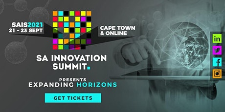 SA Innovation Summit 2021 tickets