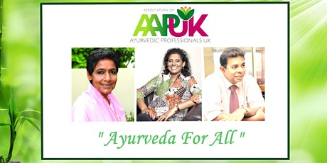 Ayurveda For All tickets