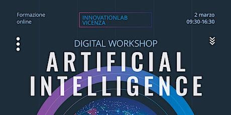InnovationLab Vicenza   Introduzione all'Intelligenza Artificiale biglietti