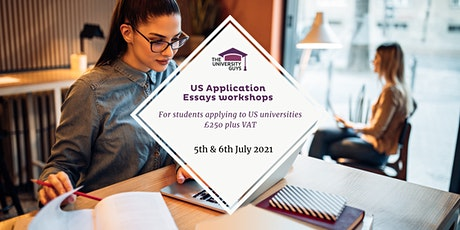 US Applications Essay Writing Workshop tickets